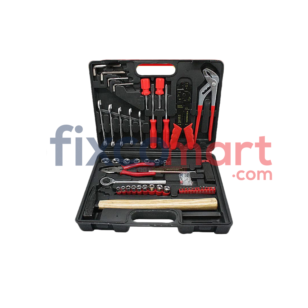 Kenmaster Tool Kit 100 Pcs / ToolKit 100Pcs