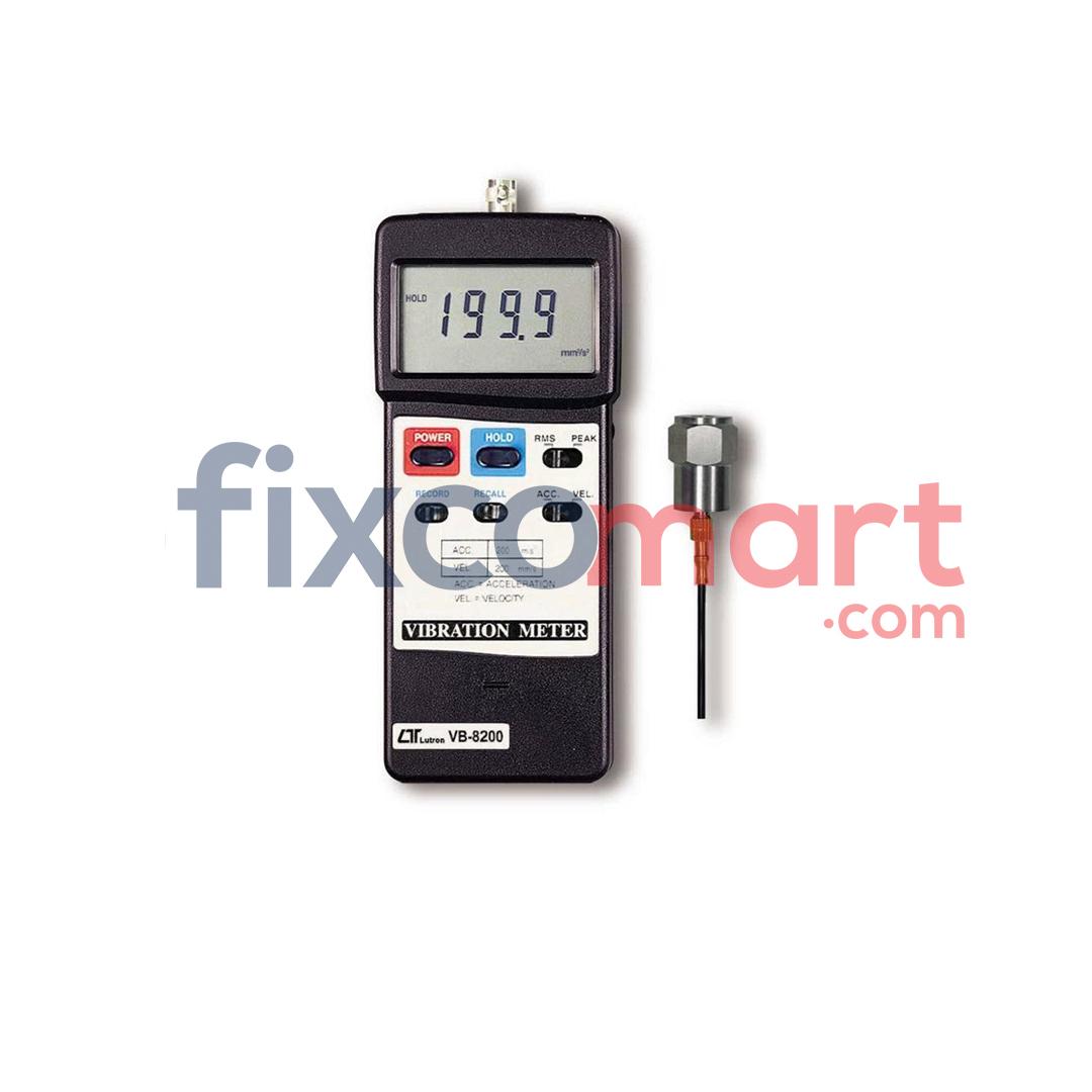 Vibration Meter / Damper LUTRON VB-8200